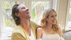 Emma Roberts Is Expecting A Baby Boy With Boyfriend Garrett