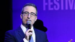 John Oliver Asks Danbury, Conn To Name Sewage Plant After