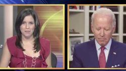 White House Posts Fake Video Of Joe Biden 'Sleeping' During TV