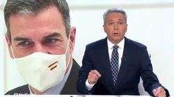 Vicente Vallés regresa a 'Antena 3 Noticias 2' y se convierte en 'trending topic' al