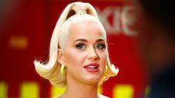 Katy Perry muestra cómo ha cambiado su cuerpo cuatro días después del