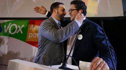 Francisco Serrano deja, por fin, su escaño en el Parlamento