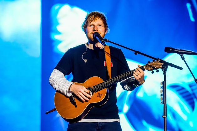 Le chanteur britannique Ed Sheeran est papa d'une petite