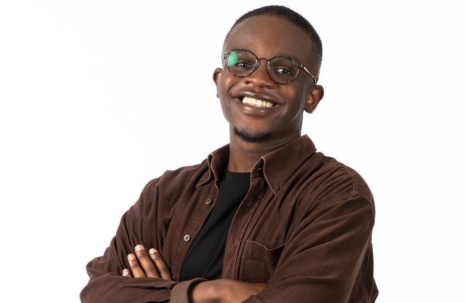De'Graft Mensah, has been a Newsround presenter since