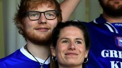 Ed Sheeran And Wife Cherry Welcome Baby Girl And She Has Amazing