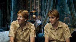 El actor que da vida a Fred Weasley en 'Harry Potter' confiesa que se quedó en 'shock' al conocer el