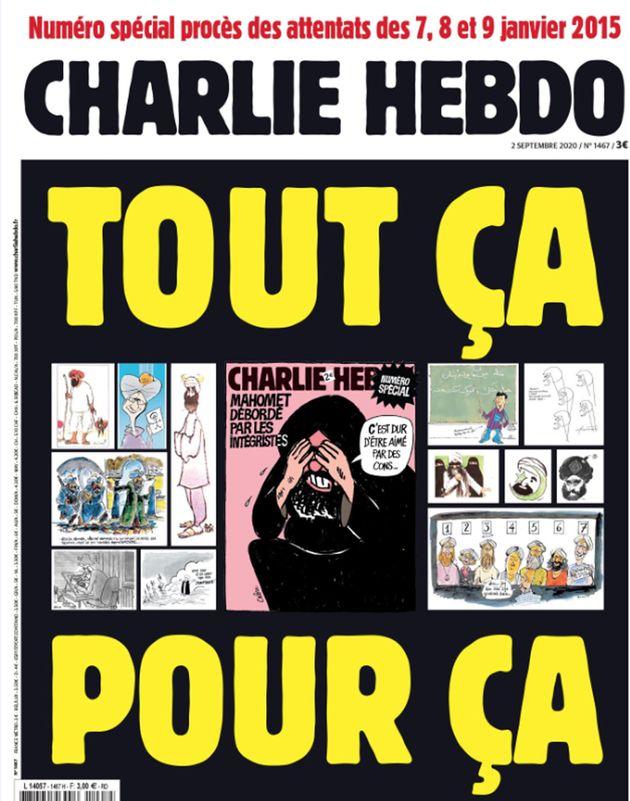 Charlie Hebdo ripubblica caricature di