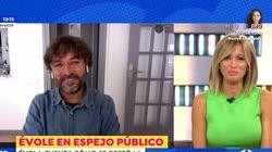 El fallo durante la entrevista a Jordi Évole en 'Espejo Público' que no pasó desapercibido: así lo han