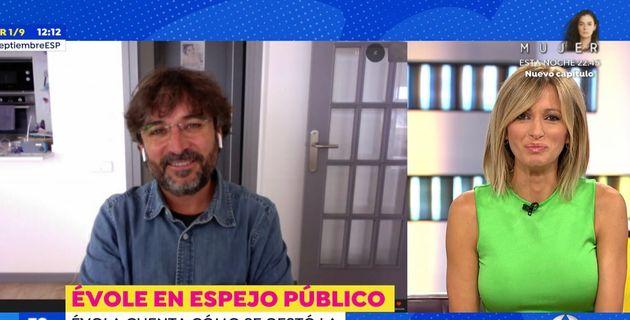 Jordi Évole en 'Espejo