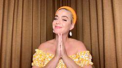 Katy Perry dévoile son ventre post-partum peu après avoir