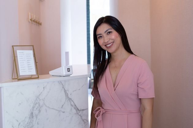 Bee Kwan-Chia, owner of Lavender on the Hill