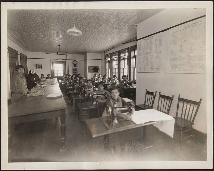 Shubenacadie Indian Residential School, N.S.