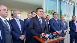 Bolsonaro anuncia que auxílio passará de R$ 600 para R$ 300 e será pago até