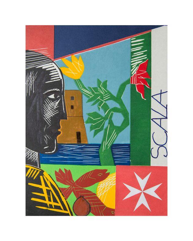 Il francobollo in onore del Beato Gerardo Sasso disegnato da Mimmo