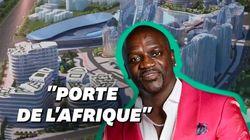 Akon lance