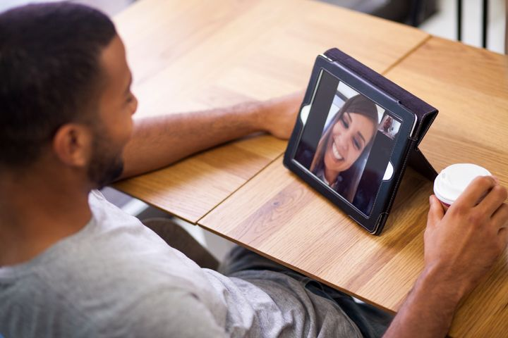 Working on your communication and getting creative with technology are two ways to help bridge the distance.