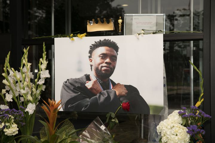The death of Chadwick Boseman is just one of many things weighing on Black Americans right now.