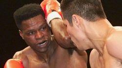 Jean-Baptiste Mendy, ancien champion du monde de boxe, est