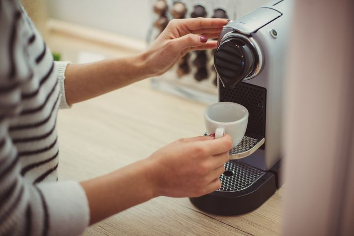 It might be time to upgrade your morning coffee and invest in an espresso maker.