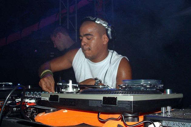 American DJ Erick