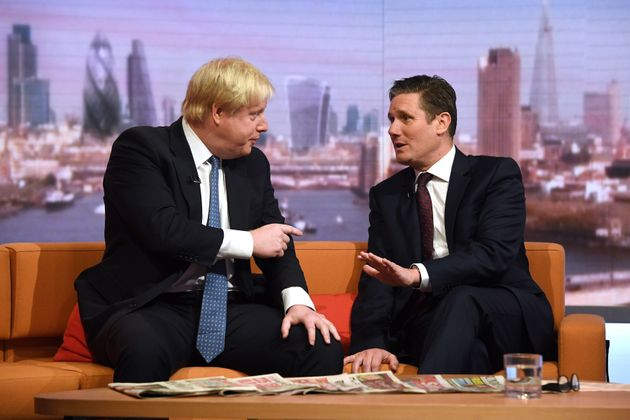 What The First Day Back At School Told Us About Johnson V Starmer