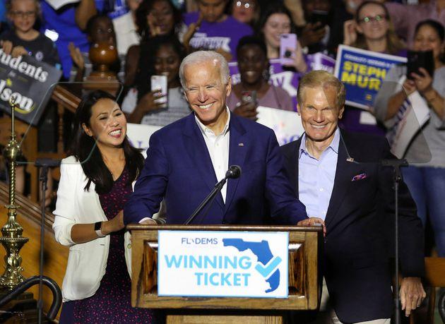 La stratégie de Biden tire les leçons de la défaite des Démocrates en Floride...