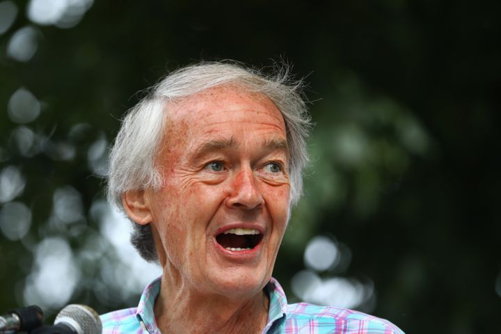 Sen. Ed Markey will face the winner of the Republican primary but would be heavily favored to win reelection in November.