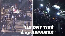 Un homme noir tué par la police à Los Angeles, une manifestation