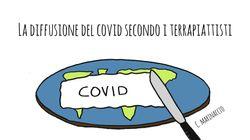 La diffusione del Covid secondo i