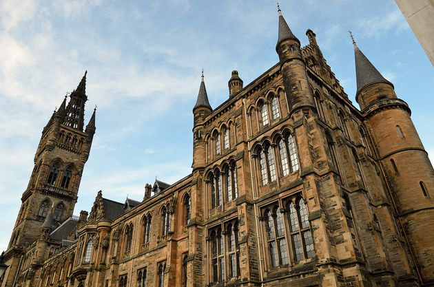 University of Glasgow Main Building -