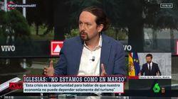 Pablo Iglesias, sobre el acoso en su casa: