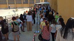 Educación suspende las pruebas de coronavirus a los profesores en Madrid tras generar caos y
