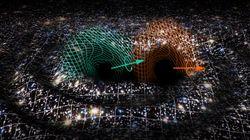 Los científicos captan una enorme onda gravitacional que no debería existir y que no pueden