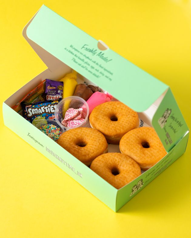 DIY kits from Doughnut Time