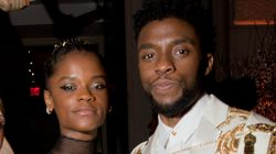 'Black Panther' Star Letitia Wright Honors Chadwick Boseman With Moving