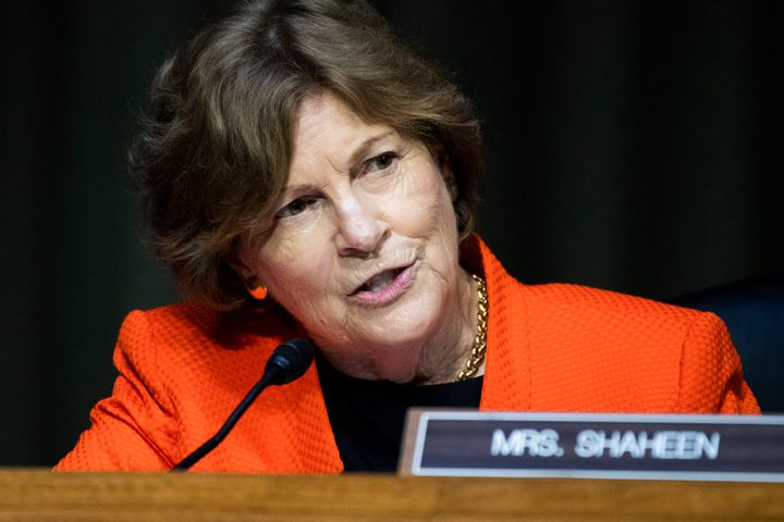 Sen. Jeanne Shaheen, thetop Democrat on the Senate subcommittee charged with funding the 2020 census, accused President