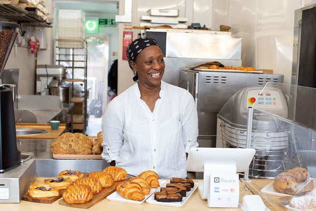 Aries Bakehouse in Brixton