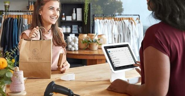 Click + Collect, powered by Square