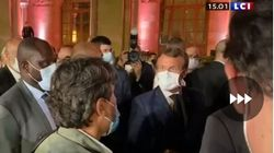 Macron critiqué pour avoir publiquement rabroué un journaliste français au