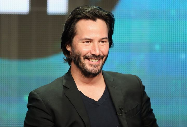 Keanu Reeves celebrates his 56th birthday on Sept. 2, 2020.