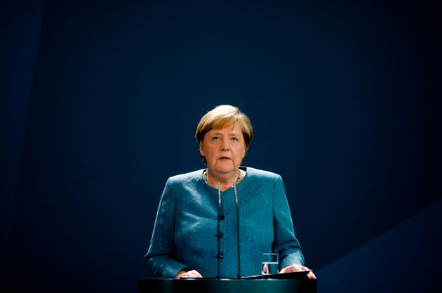 Angela Merkel s'en est pris vertement aux autorités russes après l'officialisation de l'empoisonnement...