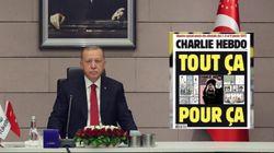 Les caricatures de Mahomet en Une de Charlie Hebdo indignent la