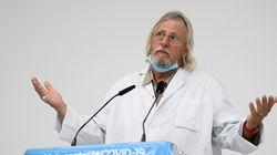 Didier Raoult visé par une plainte à l'Ordre des médecins, notamment pour avoir promu
