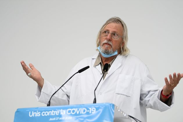 Didier Raoult est visé par une plainte à l'ordre des médecins, notamment parce qu'il...