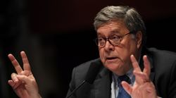 William Barr Says Police Being Racist Toward Black People Isn't