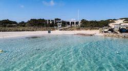 El chiringuito de la 'jet set' en Formentera investigado por obligar a trabajar a empleados con
