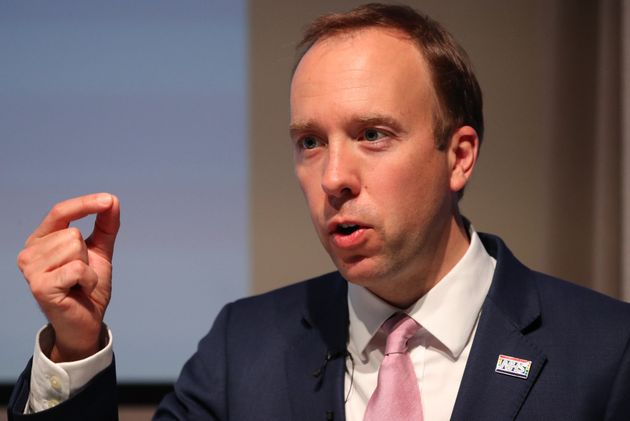 Matt Hancock Hopes For Mass Coronavirus Testing By End Of Year