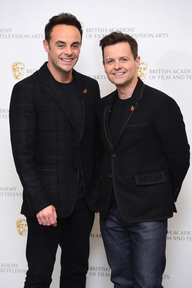 Ant And Dec Admit They Almost Went Their Separate Ways Following Ant's Arrest For Drink-Driving