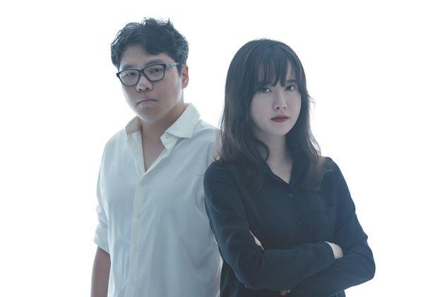 최인영 프로듀서와 구혜선. 구혜선은 이번 앨범에 대해 10년째 인연을 이어가고 있는 최인영 프로듀서와 함께 작업했다고 설명했다. 타이틀곡을 포함해 총 9곡이 수록된