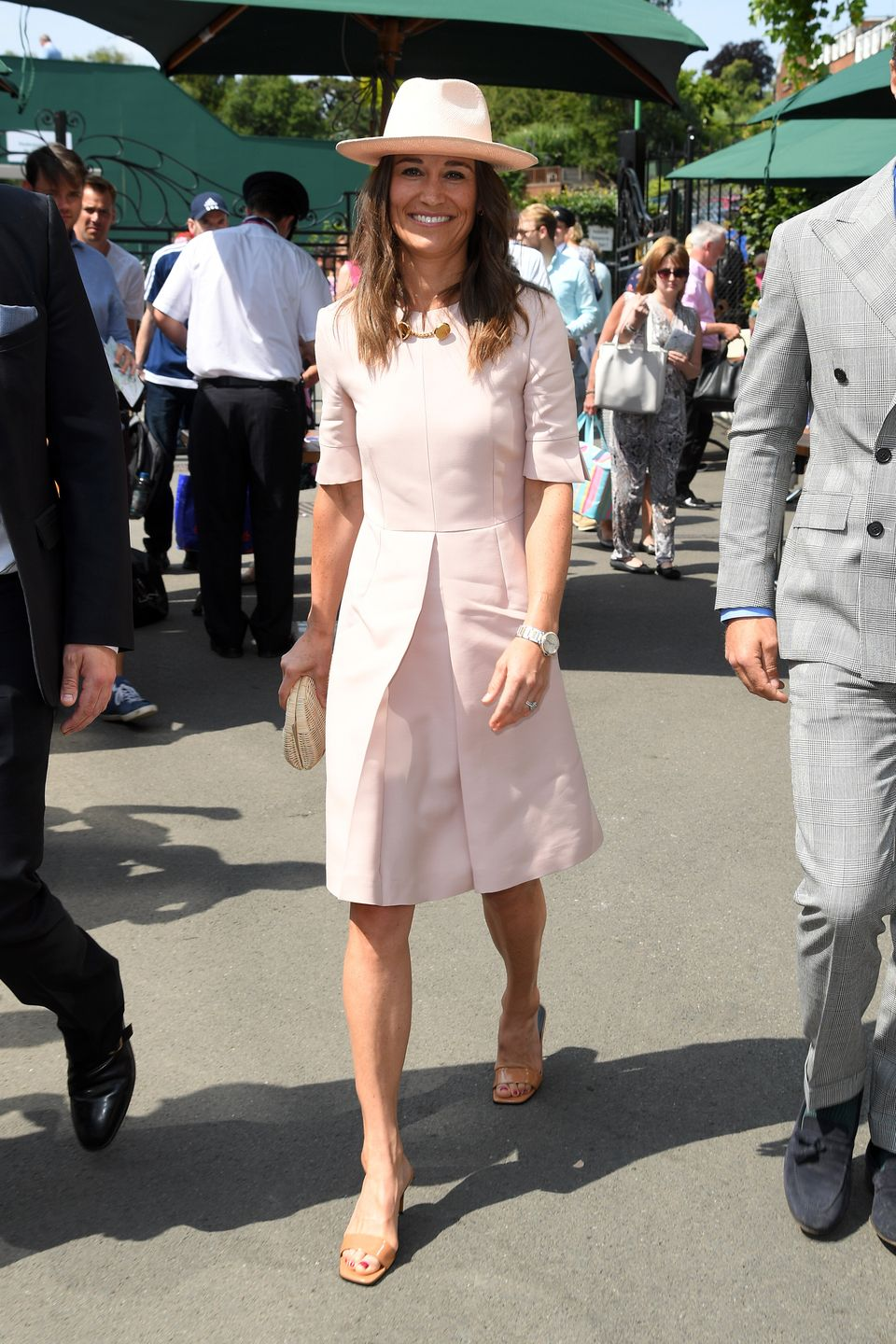Pippa Middleton's Style Evolution Through The Years 82